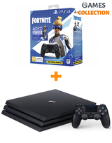 PS4 PRO 1TB + Джойстик Fortnite-thumb