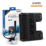 PS4 SLIM PRO подставка для приставки TP4-882-thumb