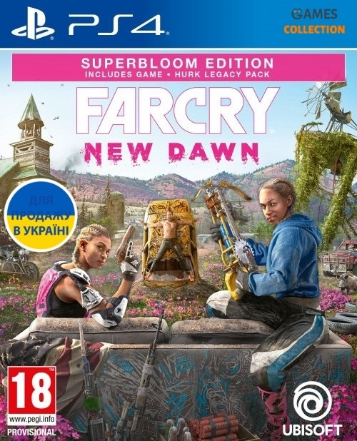 Far Cry. New Dawn. Superbloom Edition (PS4)-thumb
