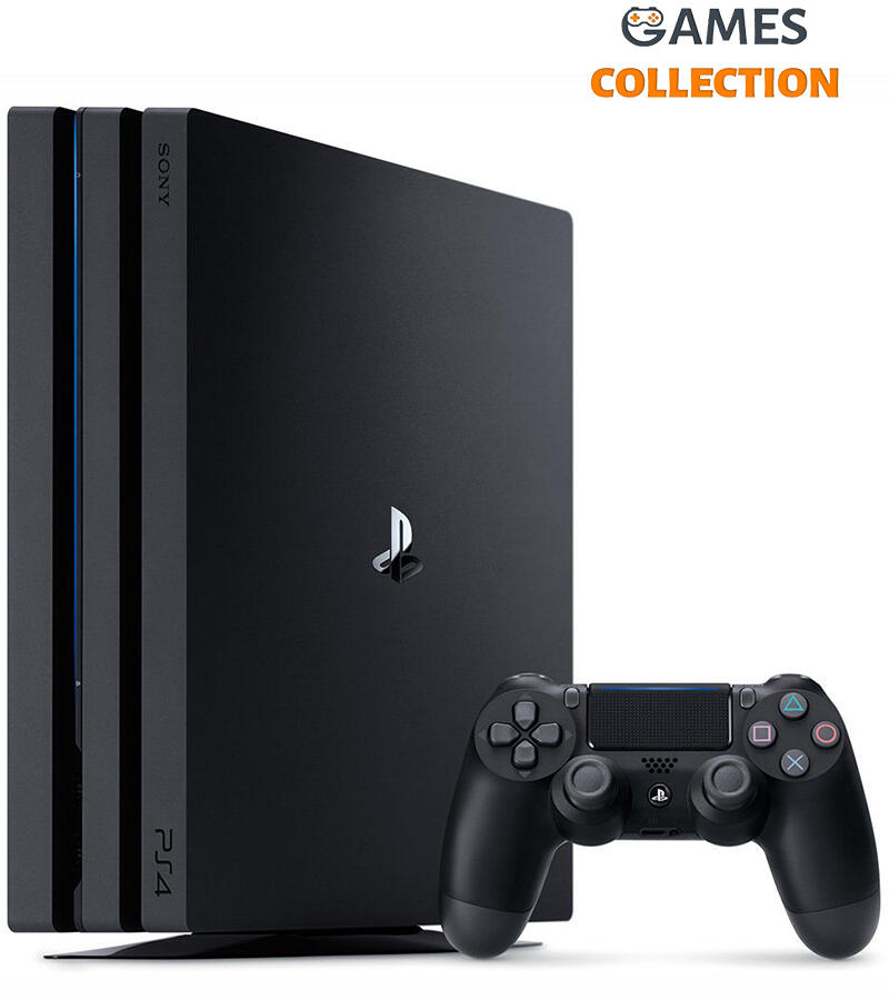 Sony PlayStation 4 Pro 1Tb Black-thumb