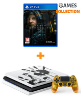 Sony PlayStation 4 PRO 1Tb + Death Stranding (PS4) Limited Edition-thumb