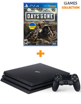 Sony PS4 Pro 1TB + игра Days Gone-thumb