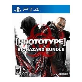 Prototype: Biohazard Bundle (PS4)-thumb
