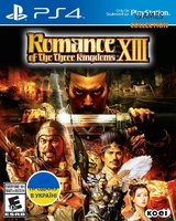 Romance of the Three Kingdoms XIV (PS4)-thumb