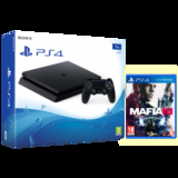 SONY PLAYSTATION 4 SLIM 1TB (PS4 SLIM) + MAFIA 3-thumb