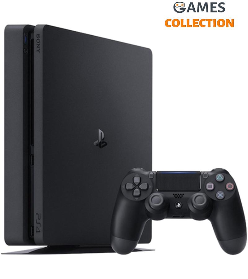 Sony PS4 Slim 500GB Б/У (PS4 SLIM)-thumb