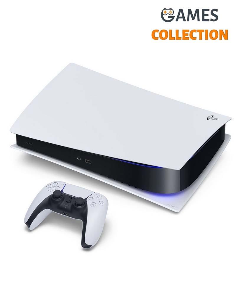 Sony PlayStation 5 1TB (PS5) без привода-thumb