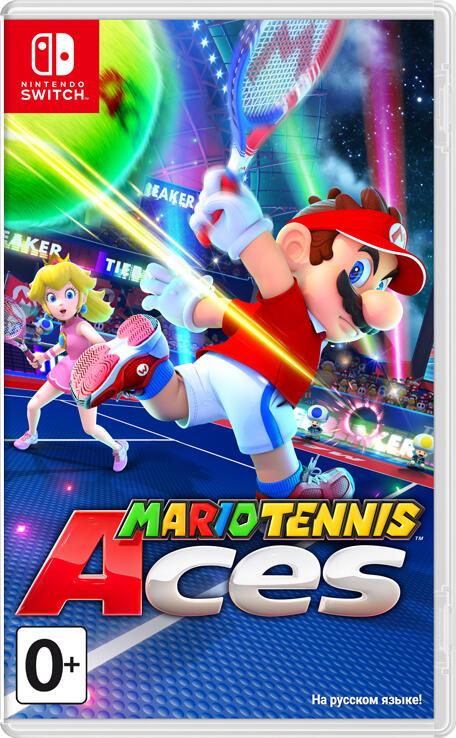 Mario Tennis Aces (Switch)-thumb