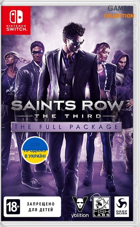 Saints Row The Third: The Full Package (Switch)-thumb