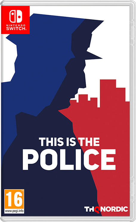 This is the police (Switch)-thumb
