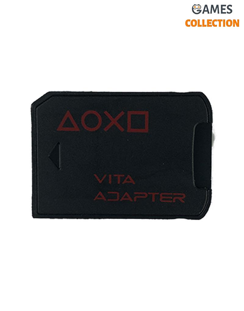 PS Vita карта памяти MicroSD adapter-переходник Черный-thumb