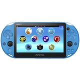 PS Vita Slim, AQUA BLUE-thumb