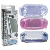 Силиконовый чехол для PSP Slim (crystal protect case)-thumb