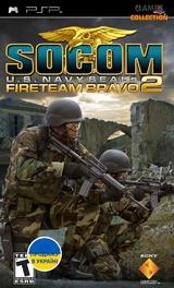 SOCOM U.S. Navy SEALs Fireteam Bravo 2 (PSP)-thumb