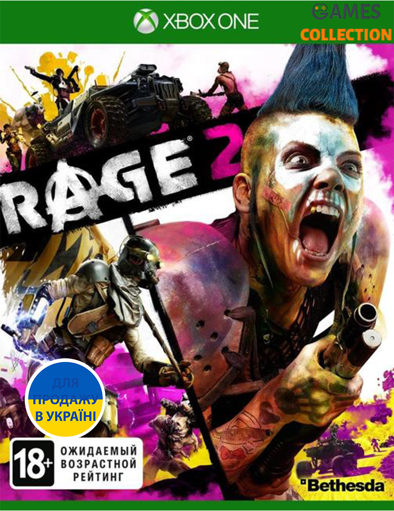Rage 2 (Xbox One)-thumb