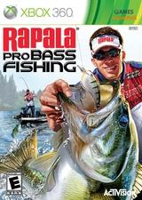 Rapala Pro Bass Fishing (XBOX360) Б/У-thumb