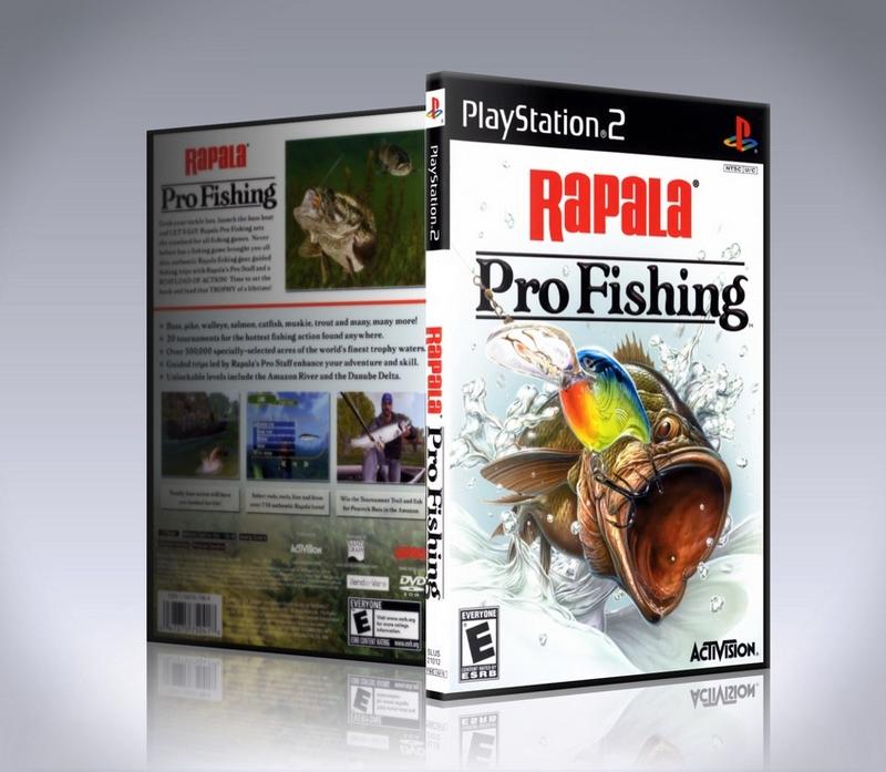 Rapala Pro Fishing (ps2)-thumb