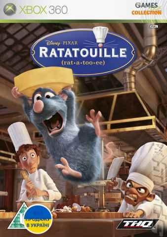 Ratatouille (XBOX360)-thumb