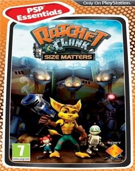 Ratchet & Clank: Size Matters (ESN)-thumb