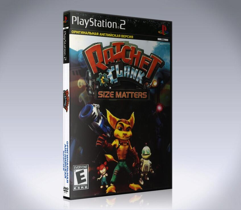 Ratchet & Clank Size Matters (ps2)-thumb