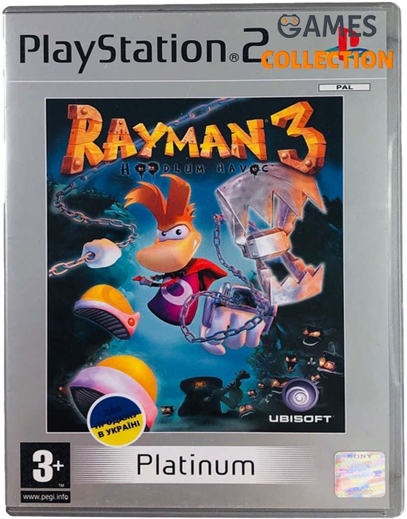 Rayman 3: Hoodlum Havoc (PS2) Б/У-thumb