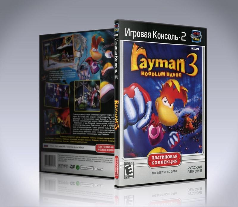 Rayman 3 Hoodlum Havoc (ps2)-thumb
