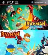 Rayman Legends + Rayman Origins (PS3) (Русская версия)-thumb