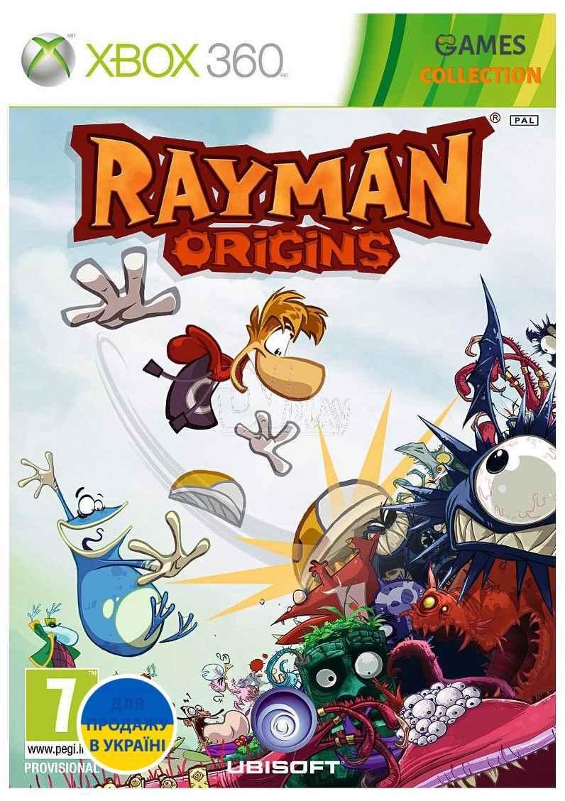 Rayman Origins (XBOX360)-thumb