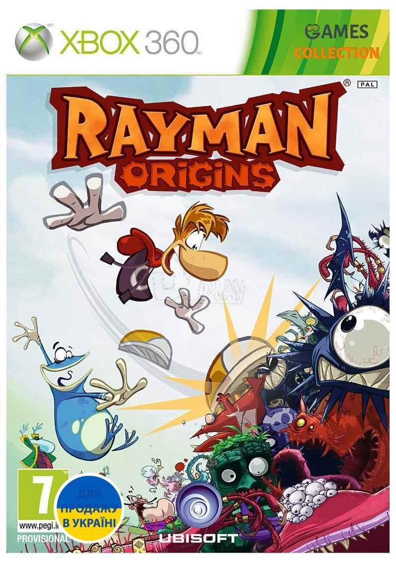 Rayman Origins(XBOX360)-thumb