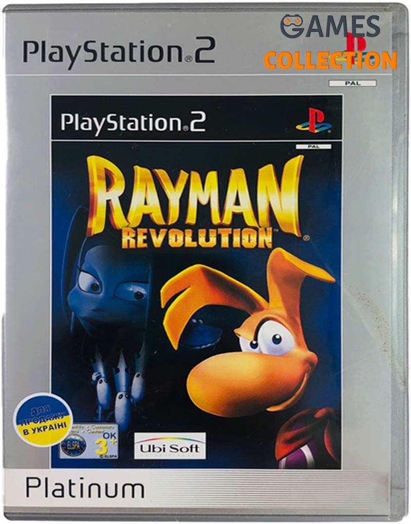 Rayman 2 Revolution (PS2) Б/У-thumb
