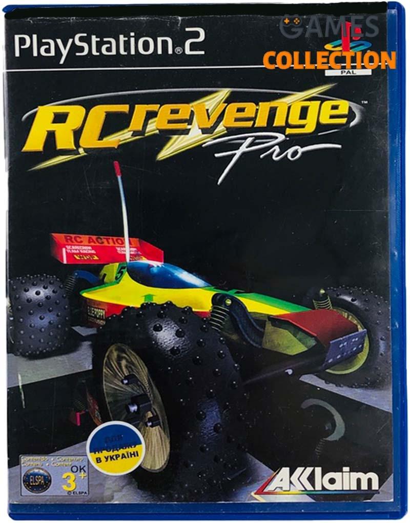 RC Revenge Pro (PS2) Б/У-thumb