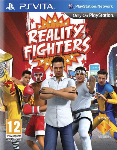 Reality Fighters (PS Vita)-thumb