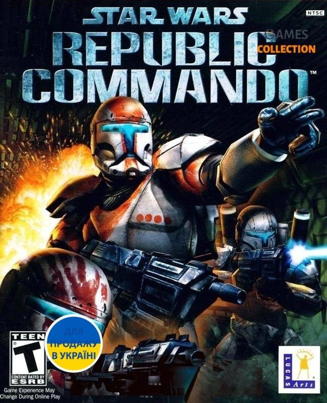 Star Wars: Republic Commando (PS4)-thumb