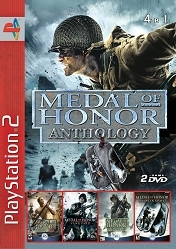 Сборник игр 4в1: Medal of Honor: Frontline-thumb