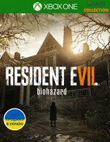 Resident Evil 7 (Xbox one)-thumb