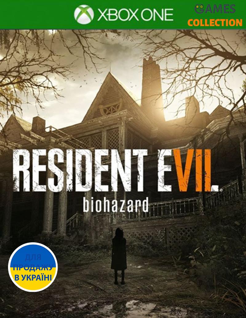 Resident Evil 7 (Xbox one)-thumb