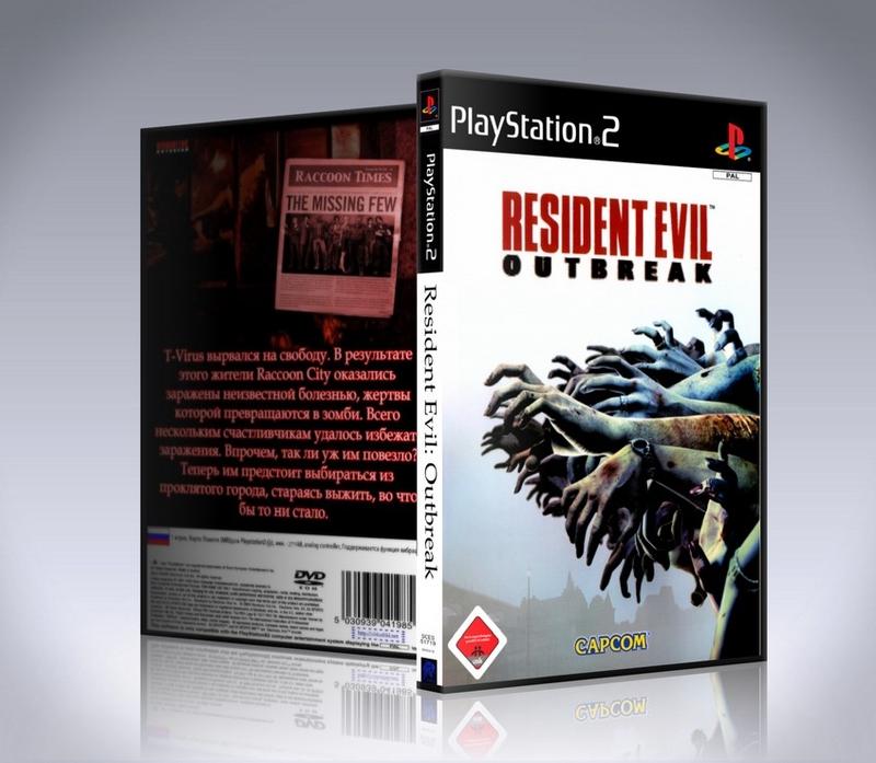 Resident Evil Outbreak (ps2)-thumb