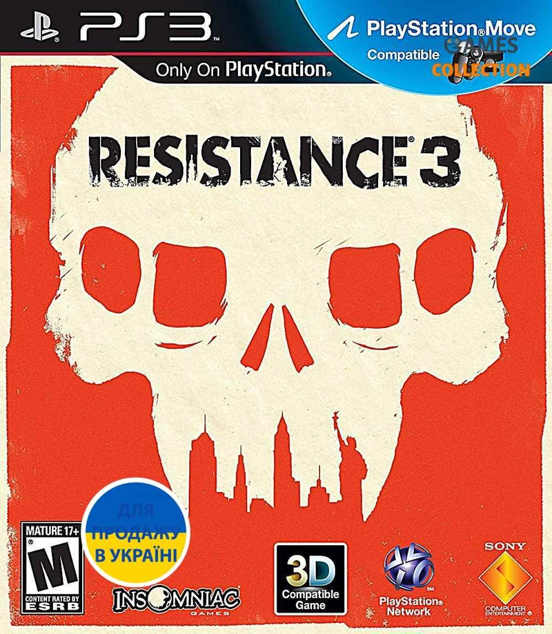 Resistance 3 (PS3)-thumb