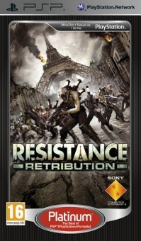 Resistance: Retribution-thumb