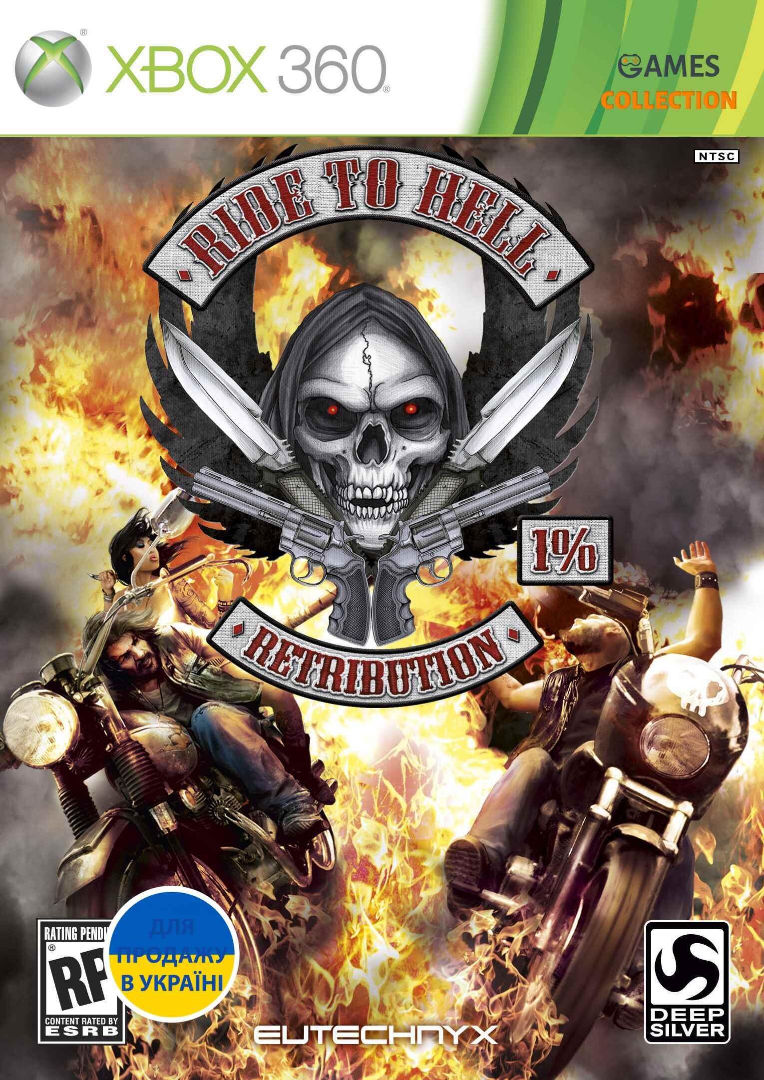Ride to Hell: Retribution(XBOX360)-thumb