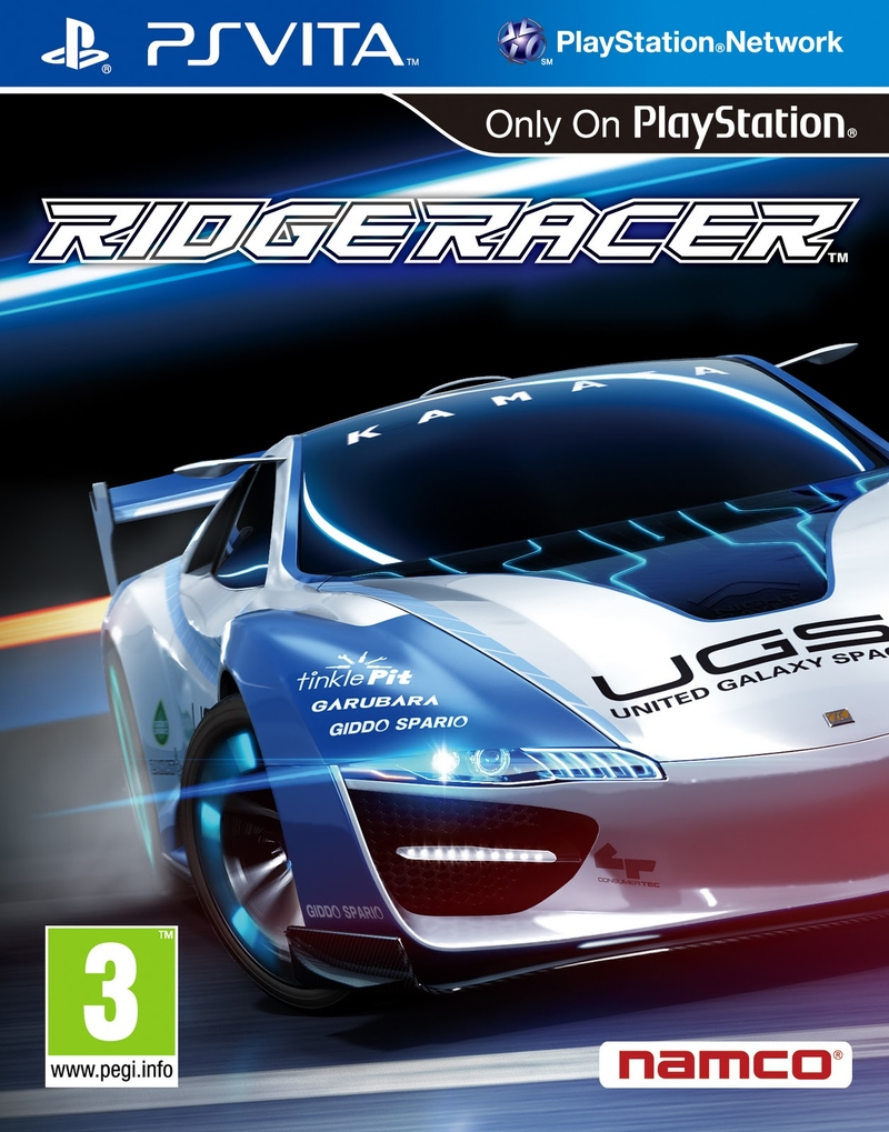 Ridge Racer (PS Vita)-thumb