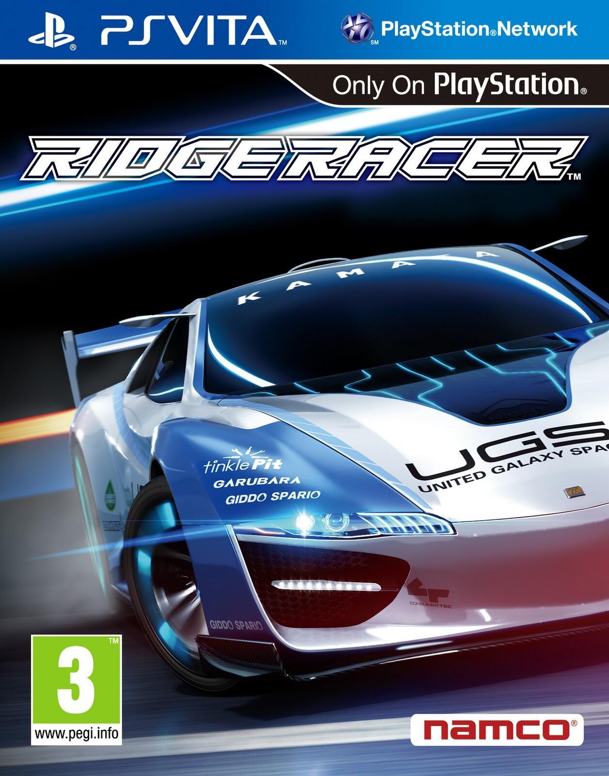 Ridge Racer (PS Vita)-thumb