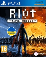 Riot: Civil Unrest (PS4)-thumb