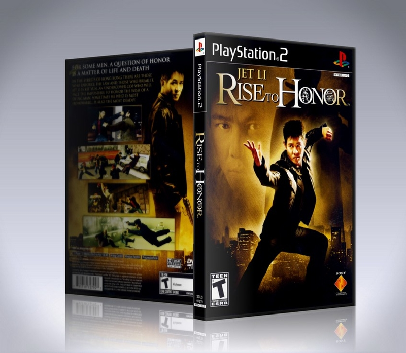 Rise to honor (ps2)-thumb