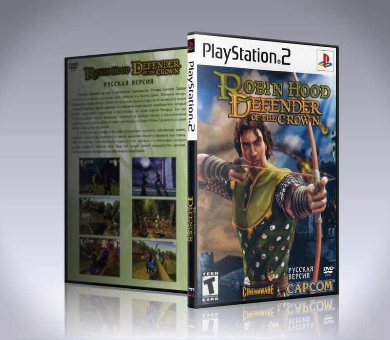 Robin Hood Defender of the Crown (ps2)-thumb