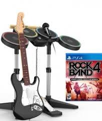 Rock Band 4 Band-in-a-Box Bundle – PlayStation 4-thumb