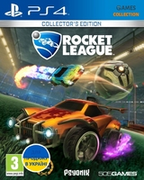 Rocket League: Collector's Edition (PS4)-thumb