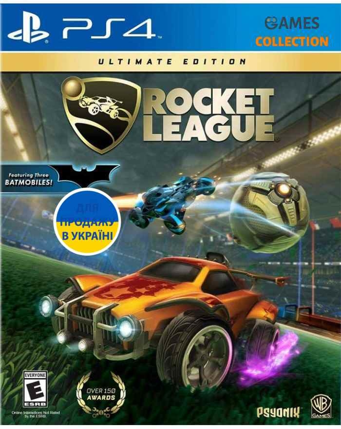 Rocket League: Ultimate Edition (PS4)-thumb
