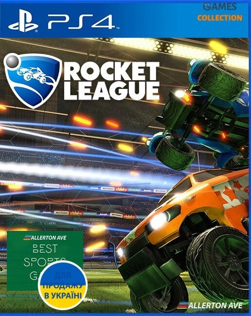 Rocket League (PS4)-thumb