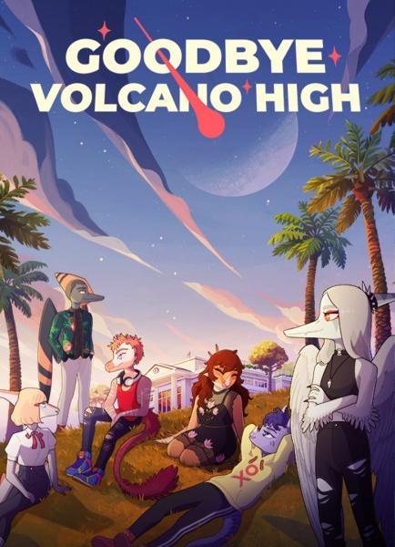 Goodbye Volcano High (PS5)-thumb